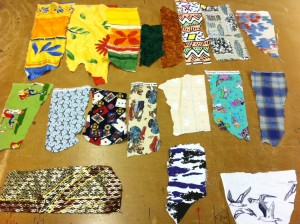 sheeting swatches
