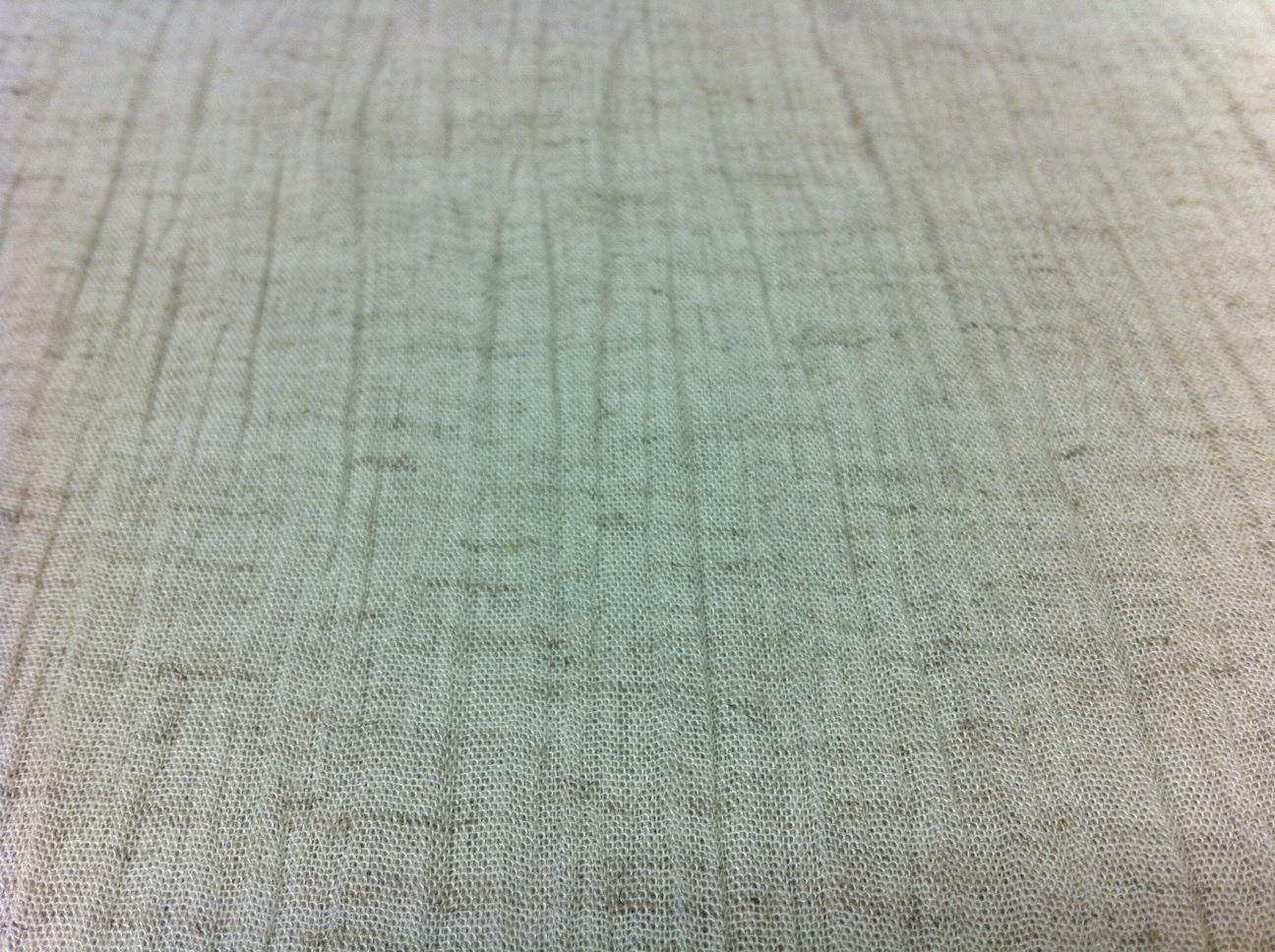 crinkle linen